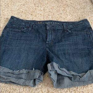 Lauren Conrad Jean shorts